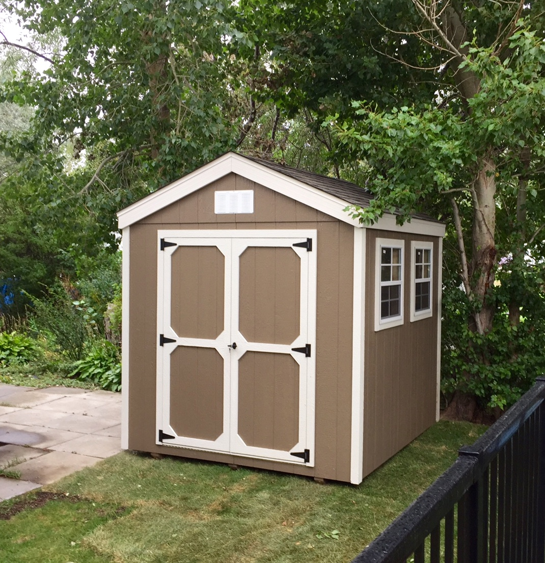 A frame gable shed excel quality sheds for Gable sheds